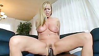 The Gardener Tears Her Pussy Up