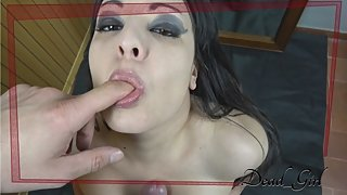 Dead_Girl Suck A Cock, Fucked With Tits And Then Cum On Her Boobs