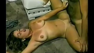 Rare brazilian porn with gorgeous blonde
