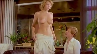 Brigitte Lahaie Retro french busty goddess IMPROVED QUALITY vintage edition