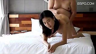 TAIWANESE GIRL GETS FUCKED BY A MAN Part 2