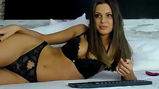 Hot Teen Croatia hott tongue on webcam