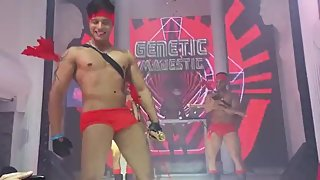 Valentines SexShooters Party en Genetic Majestic Club de Guatemala