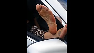 Guyanese Model Sexy Soles