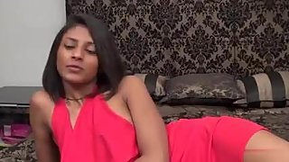 Mauritian-Indian French Speaking Girl Fucked in Both Holes