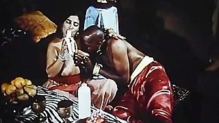 Arabian Queens fuck Huge Black Sudanese Cock and Big French Dick