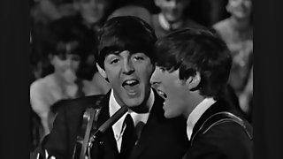 The Beatles - She Loves You - Live in Sweden - 3/11/1963