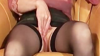 Intense home orgasm Swiss Mom Barbara
