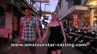 Thailand Pattaya tourists sex 25 big pussy piercings !!!